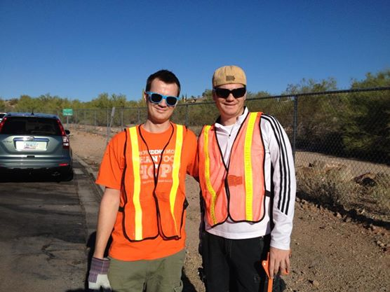 Make a difference day 2014 Fountain Hills